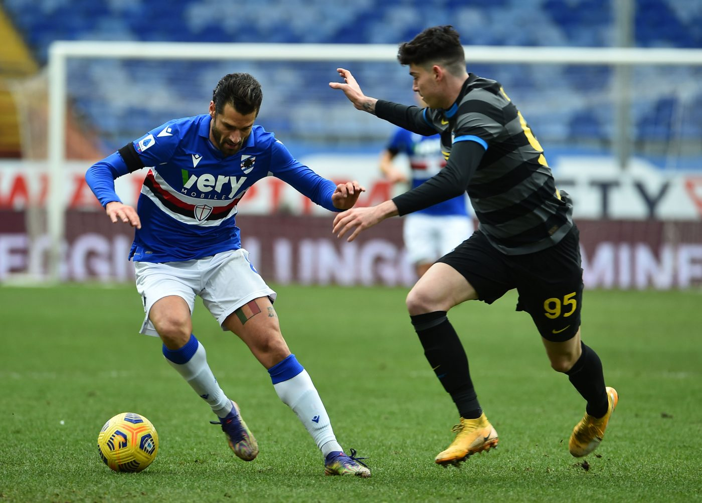 Sampdoria 2 – 1 INTER – Inter Club Bari